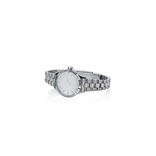 Orologio Donna Luxury Diamonds Silver 2569LD-S02 - Hoops