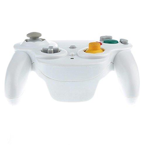SLB Works 2x Wireless Game Controller Digital Analog for Nintendo GameCube #1