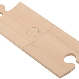 """""""Puzzle Wood"""" Set 2 Taglieri in legno"""