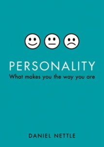 Personality: What makes you the way you are (Oxford Landmark Science) by [Nettle, Daniel]