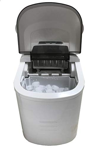 Allied Appliances Compact Ice Cube Maker (White)