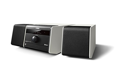 Yamaha Micro B020 Sistema Micro Hi-Fi, Bianco
