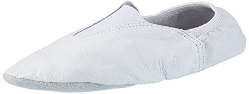 Kostov Sportswear Scarpette da Ginnastica, Colore: Bianco, Taglia 31