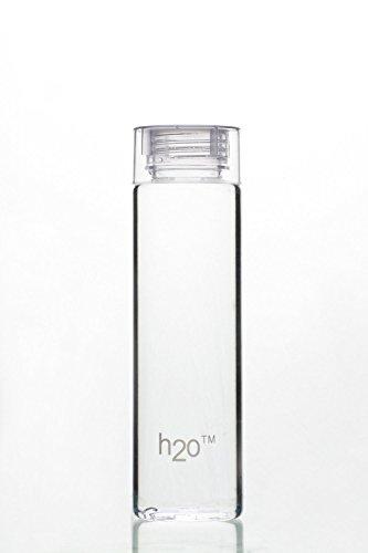 H2O Water Bottle Unbreakable 1000 Ml.