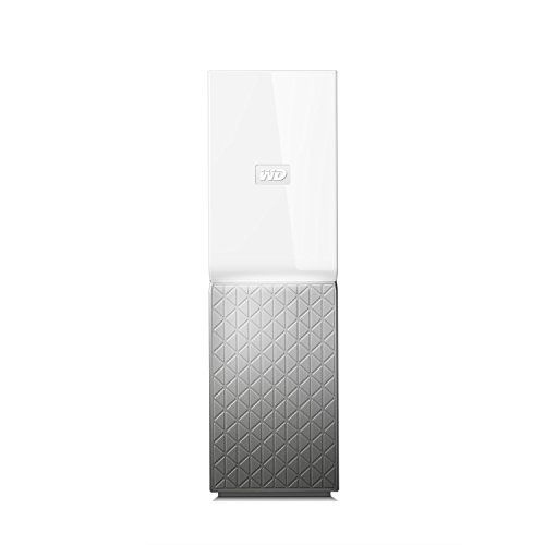 WD My Cloud Home, Personal Cloud, 1 Bay, 4 TB