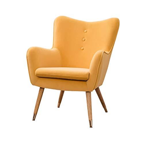 GZLL Accent Chair Single Recliner Sofa Recliner Chair Backrest Poltrona Living Home Theatre Posti a Sedere Modern Ricoperto ad Alta densità di Rimbalzo Cuscino del Sedile in Spugna Flanella