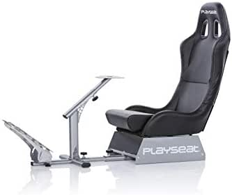 Playseat Evolution M Schwarz/Silber