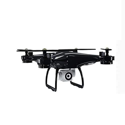 GPS Drone RC Aereo Intorno al Punto di Controllo della velocità Quadro HD 720P Nero