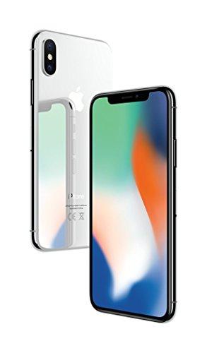 "Apple iPhone X - Smartphone de 5.8"" (de 64 GB) plata"