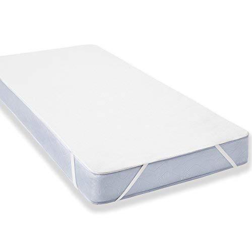 Coprimaterasso Impermeabile 90x200 cm, cotone top