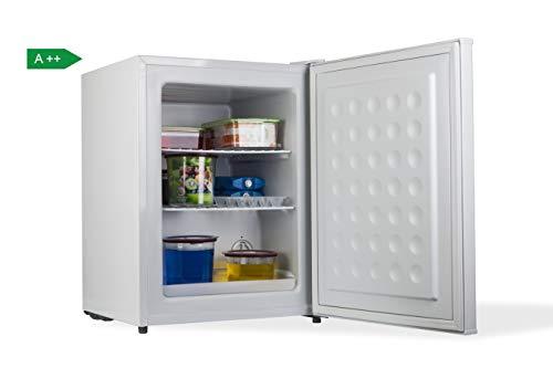 PremierTech Mini Congelatore Freezer 43 litri -24°gradi A++ 4**** Stelle (43 Litri)