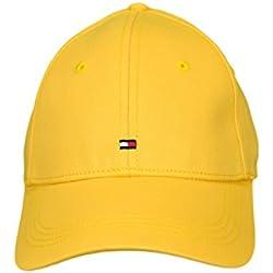 Tommy Hilfiger Damen Blouson Baseball Cap, Blouson, gelb