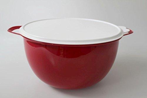 TUPPERWARE La Ciotola XL da 10,0 L rosso 8781