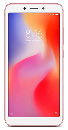 Redmi 6A (Rose Gold, 2GB RAM, 32GB Storage)