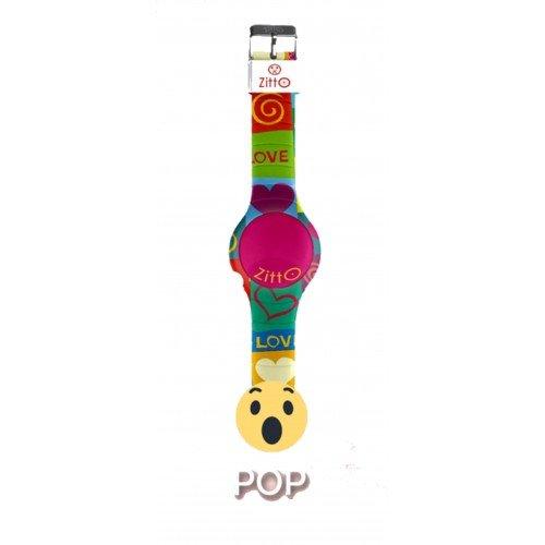 Orologio Zitto Mini Pop Love limited edition