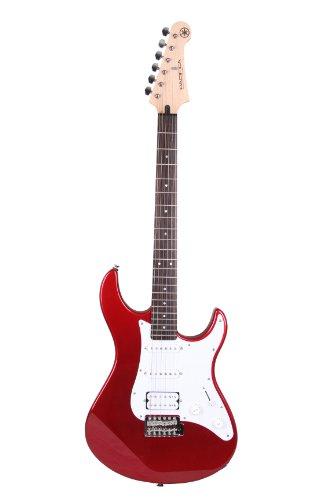 Yamaha PAC012 Electric Guitar Red Metallic