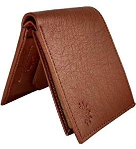 wood-land Wallet for Mens Brown Leather Regular Purse tan (1) 20  wood-land Wallet for Mens Brown Leather Regular Purse tan (1) 31FUEQj8a1L