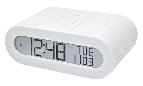 Oregon Scientific RRM116 Orologio Sveglia Con Radio Bianco