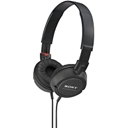 Sony MDR-ZX110 auriculares estéreo - negro