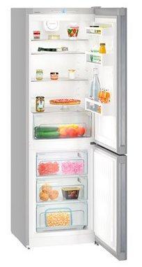 Liebherr CPel 4313 Libera installazione 308L A+++ Argento frigorifero con congelatore