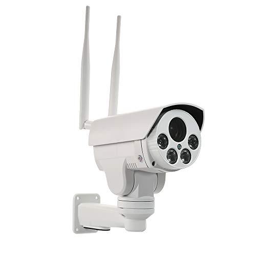 IP Camera OWSOO 1080P 4G Wireless IP Telecamera 5-50mm Lens PTZ Rete Camera IR-CUT Visione Notturna 3G GSM Esterno Impermeabile CCTV Camera Video Sorveglianza Onvif IP Cameras