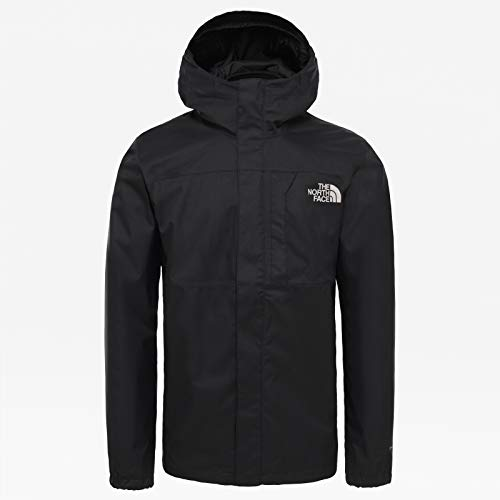 The North Face M Quest Triclimate Giacca, Uomo, Nero (TNF Black), L