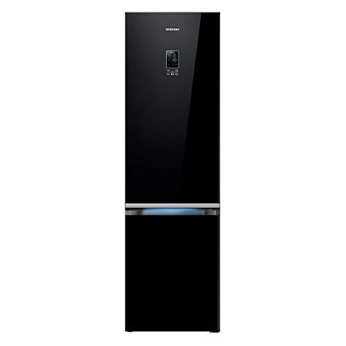 Samsung RB37K63632C/EF Frigorifero Combinato RB6000, 367L, Black Glass [Classe di efficienza...