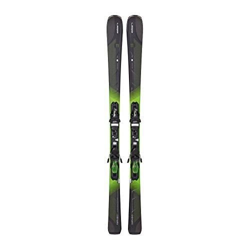 'Elan Allround Ski amphibio 11Ti PS + attacco el 11.0', nero/verde