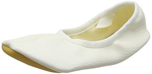 Beck Basic, Sneaker Unisex-Bambini, Bianco (Weiss 01), 34 EU