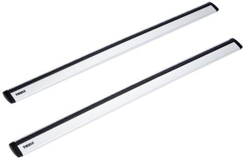 Thule 960 Wingbar Aerodinamiche, in Alluminio, 118 cm