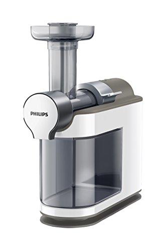 Philips HR1894/80 Micro Juicer Estrattore di Succo con Tecnologia Micro Masticating, Tubo...