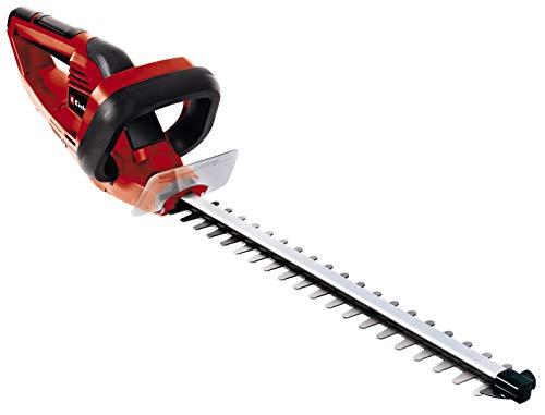 Einhell GC-EH 4550 - Recortasetos electrico, 450W (longitud de corte: 500mm, longitud de la hoja: 560mm, espacio entre dientes: 16mm) (ref. 3403370)