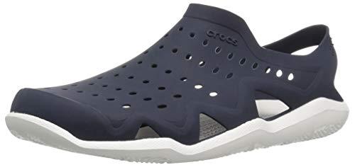 crocs Men's Swiftwater Wave M Navy/White Sneakers-M8 (203963-462)