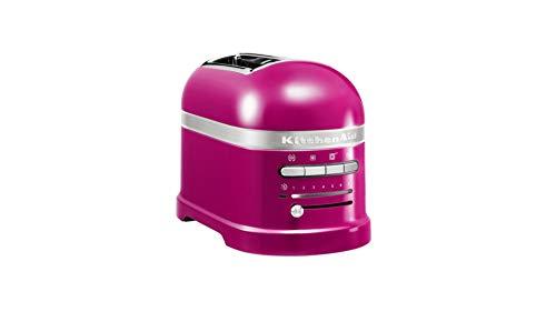 Kitchen Aid 5KMT2204 Tostapane KitchenAid Artisan a 2 Scomparti-Fucsia Metallizzato