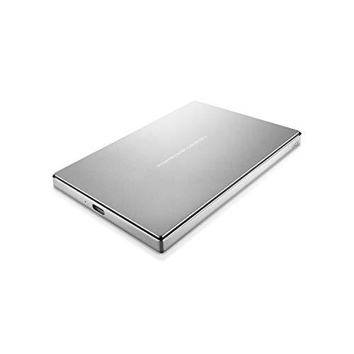 LaCie Disque dur portable 2.5 'Porsche Design USB-C, USB3.0 - PC/ MAC
