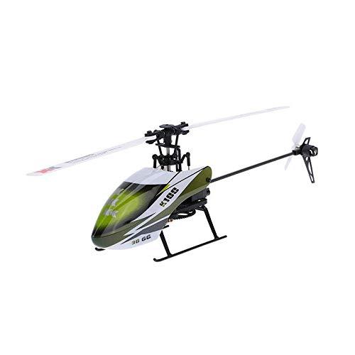 SODIAL Rc Drone Xk K100 6G 6Ch 6 Canali Sistema Motore Brushless Rc Elicottero Giocattoli Resistenti agli Urti Rc per Ragazzo Regalo per Bambini