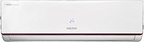 Voltas 1.5 Ton 3 Star Split AC (Copper, 183 JY, White)