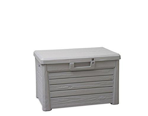 Toomax Z158E425 Baule Compact Box Florida, Grigio
