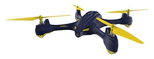 Hubsan 15030550x4Star PRO Quadricottero-Drone RTF con App di Controllo, HD della Macchina Fotografica, GPS, Follow Me, waypoints, Coming Home, Batteria e Caricatore h507a