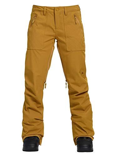 Burton Vida, Pantaloni da Snowboard Donna, Camel, XL