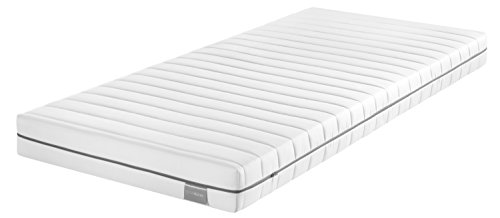 Traumnacht Basis - Cold Foam H2 Mattress, White Color