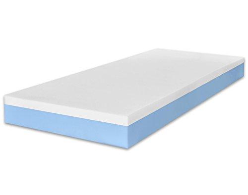 Marcapiuma - Materasso Singolo Memory 80x190 Alto 20 cm - Sunrise - H2 Medio Dispositivo Medico...