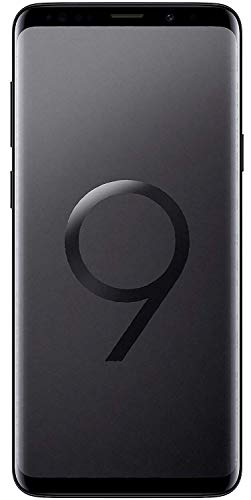 (Imported) Samsung Galaxy S9 Plus Unlocked Smartphone (Black) (USA Imported Version)