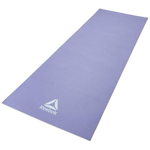 Reebok Yoga Mat - Purple, 4mm