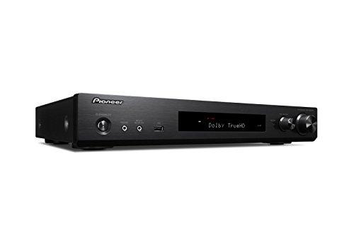 Pioneer VSX-S520D(B) Ricevitore AV a 5.1 canali (amplificatore Hifi 80 Watt/canale, DAB+, Wifi, Bluetooth, Multiroom, Dolby TrueHD/DTS-HD, Applicazioni musicali, Radio Internet), nero