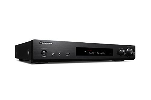 Pioneer VSX-S520D(B) Ricevitore AV a 5.1 canali (amplificatore Hifi 80 Watt/canale, DAB+, Wifi,...
