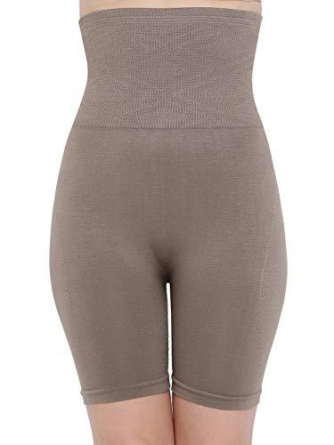 Clovia Women's Plain Thigh Slimmer 4