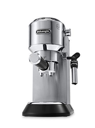 DeLonghi EC 685 M Macchina per caff? Espresso Manuale, 1350 W, 15 bar, Acciaio Inossidabile