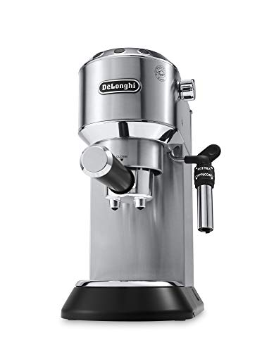 De'Longhi EC685.M Macchina per caffè Espresso Manuale, 15 Bar, 1350 W, 1 Liter, Acciaio...