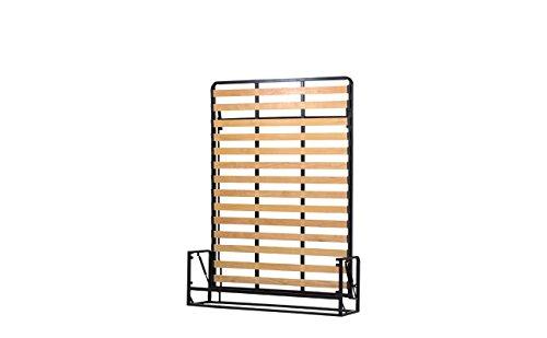 Wallbedking Classic Letto a Scomparsa - Letto a doppia piazza verticale piccolo 140cm x 190cm (Letto...
